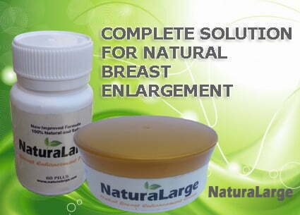 complete solution for breast enlargement
