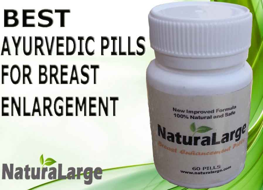 Pills for breast enhancement