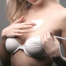 how to use breast enlargement cream