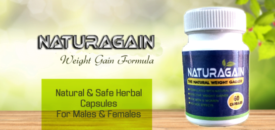 natural weight gain capsules
