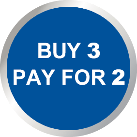 buy 3 pay for 2