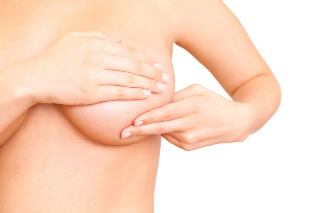 solution for breast enlargement