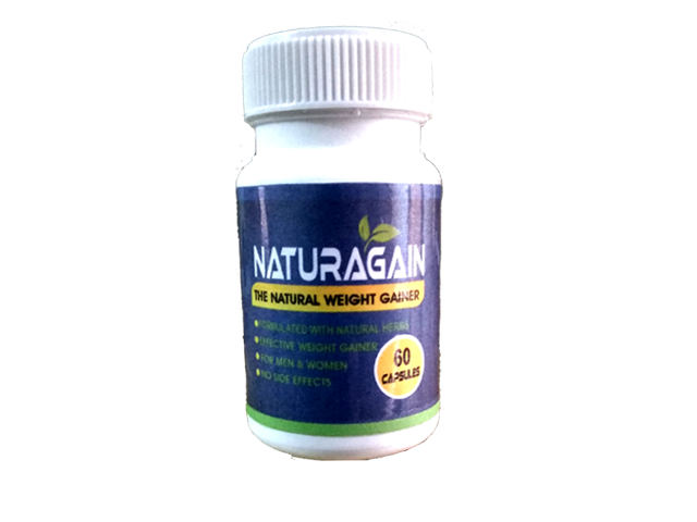 ayurvedic weight gain capsule
